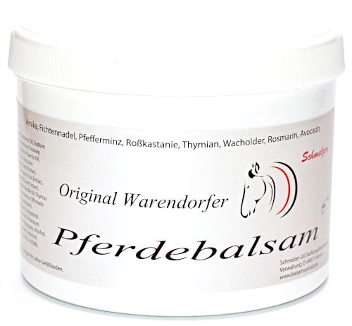 Original Warendorfer Pferdebalsam 500 ml