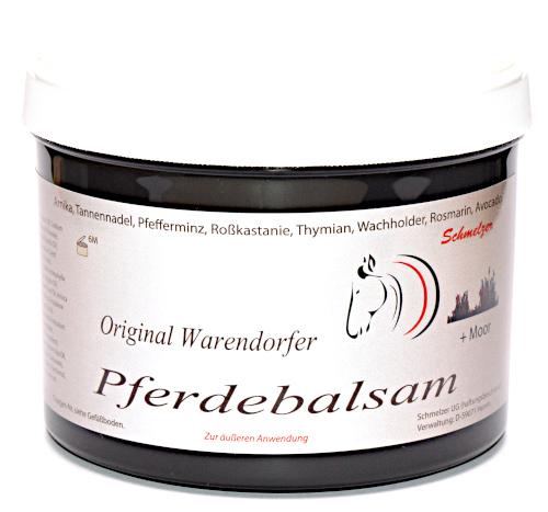 Original Warendorfer Pferdebalsm + Moor 500ml