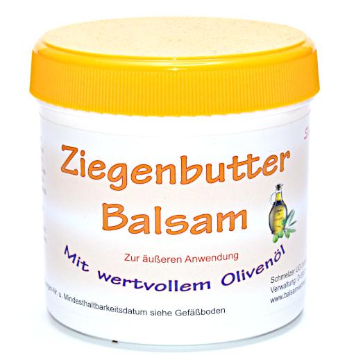 Ziegenbutter Balsam 200 ml
