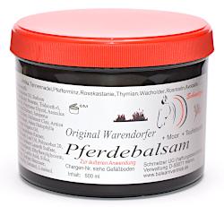 Original Warendorfer Pferdebalsam + Moor +Teufelskralle 500ml