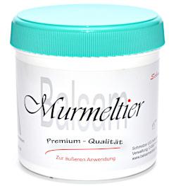 Murmeltier Balsam Premium Qualität 200 ml